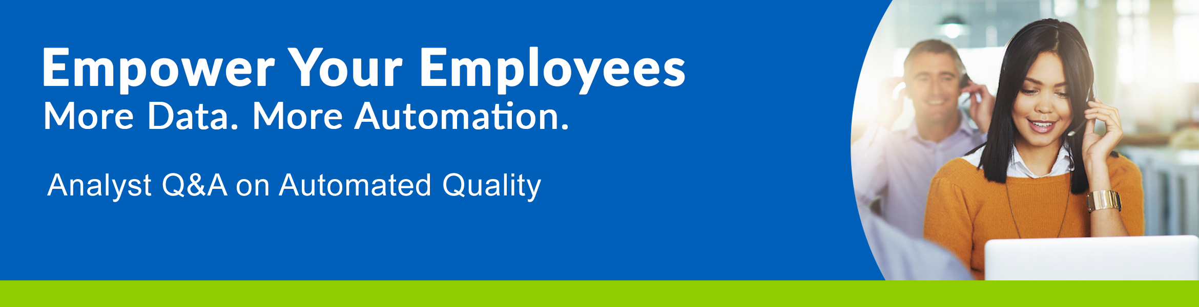 Verint | Empower Your Employees