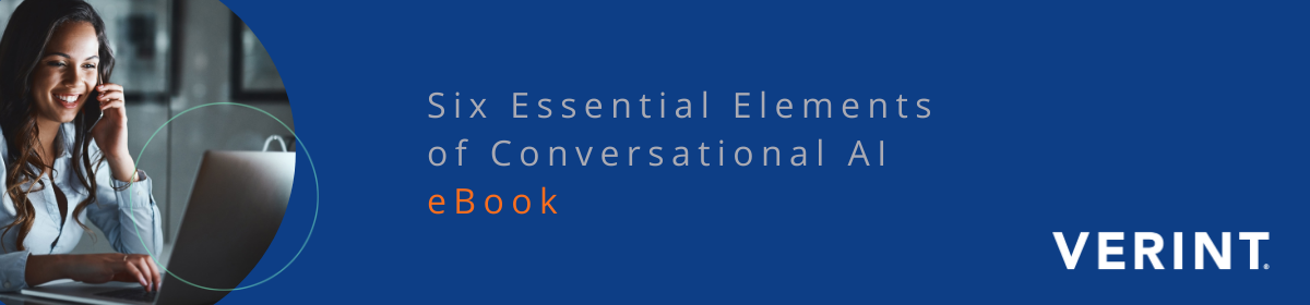 eBook: 6 Essential Elements of Conversational AI