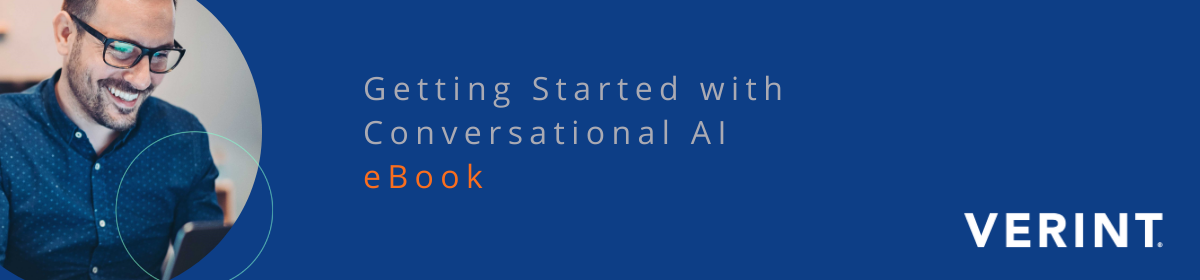 EBOOK: Getting Started with Conversational AI