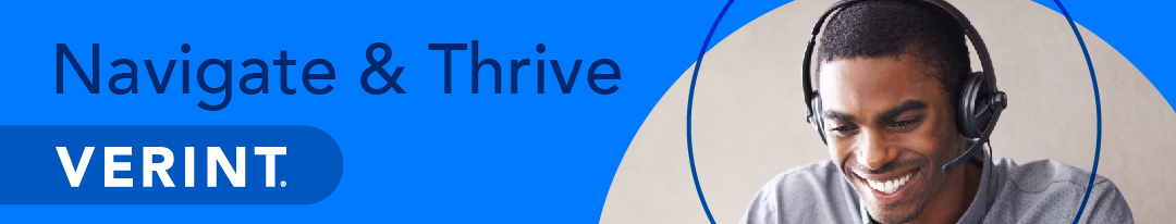 Verint | Navigate & Thrive